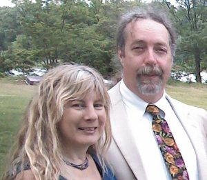 Holly and Mark Budd, Map Printers, Williams & Heintz Map Corporation