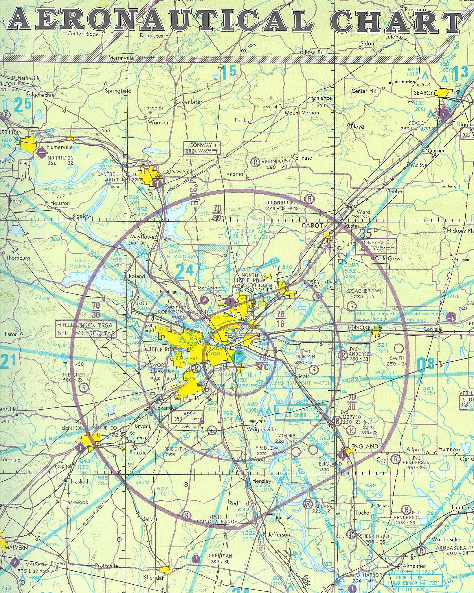 Aeronautical chart mapprinter