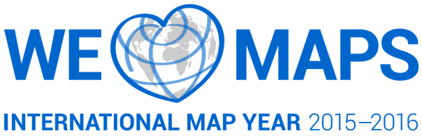 We love maps International Map Year (IMY) 2015-2016