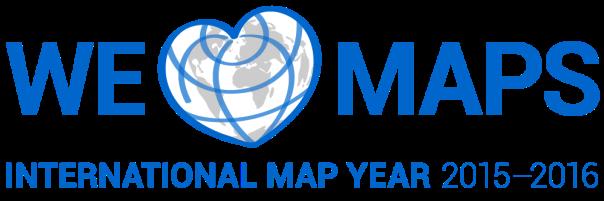 We love maps International Map Year (IMY) 2015-2016