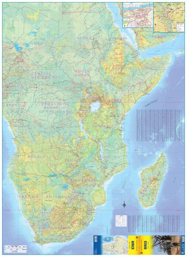 IITMB Africa Map