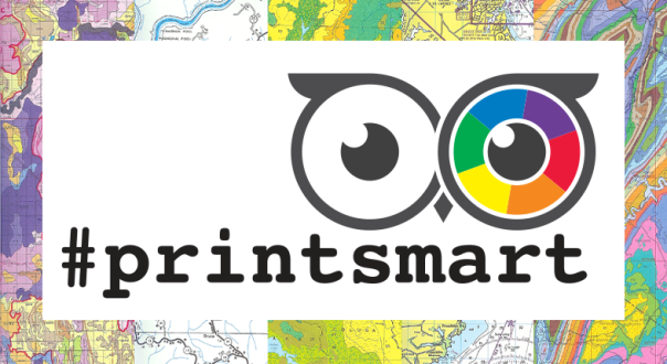 Use #PrintSmart on social media to learn about all the great things that you can do with print in International Print Day, October, 19, 2016
