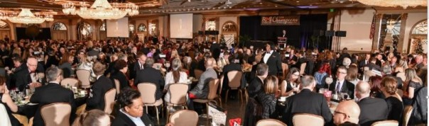 2018 Champions of Maryland Manufacturing Gala drew over 600 stakeholders.